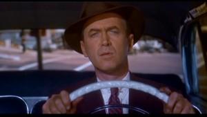 Jimmy Stewart S Car In Vertigo